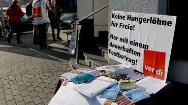 WDR Tarifrunde 2015