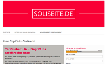 soliseite.de