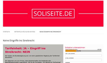 soliseite.de