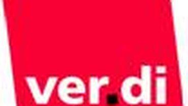 Ver.di Logo