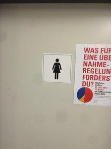 Übernahme im WDR!