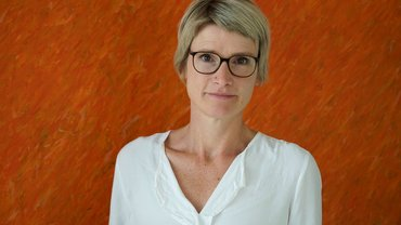 dju-Bundesgeschäftsführerin Cornelia Berger