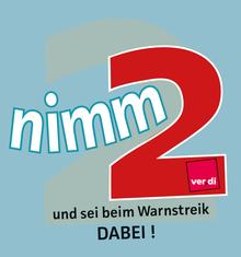 Tarifkampagne, Nimm2, WDR, Rundfunk, Köln, Beitragsservice