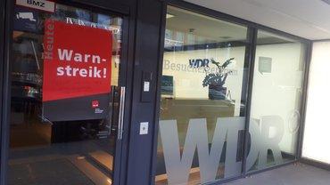 ver.di, WDR, Tarifrunde, Beitragsservice, WDR, Köln