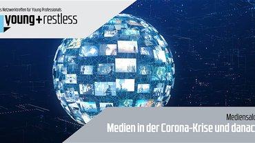 Mediensalon: Medien in der Corona-Krise und danach